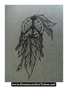 Images Of Dreamcatcher Tattoos 07 - http://dreamcatchertattoo.net/images-of-dreamcatcher-tattoos-07/