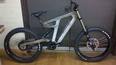 Image result for downhill mountain bike frame design