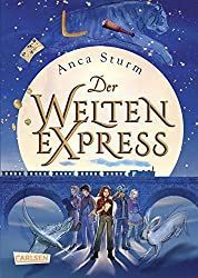 Der Welten-Express | Jugendbuchvorstellung - KiMaPa