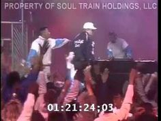 Heavy D & The Boyz on Soul Train