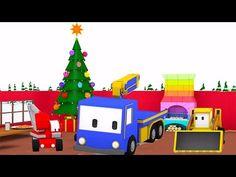 Świąteczne Przygotowania - Ucz się z Małymi Samochodzikami | Święta SPECIAL - YouTube