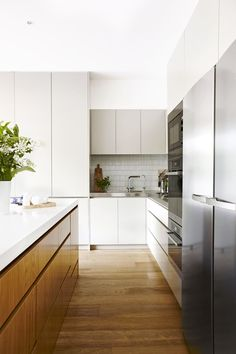 """The revamped kitchen is one of the owner's favourite features. """"It's ideal for…"""