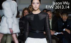 Desfile Jason Wu Fall / Winter 2013.14 - NYFW