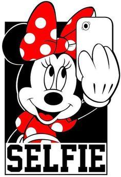 """Selfie for Mickey"" Walt Disney, Disney Art, Disney Micky Maus, Mickey E Minie, Retro Disney, Disney Love, Mouse Pictures, Disney Pictures, Mickey Mouse Wallpaper"