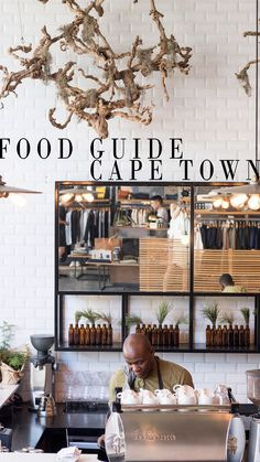 Food Guide Kapstadt – Where to eat? - JustMyself Food guide Cape Town, vegan, vegetarian, restaurants, cafe, healthy