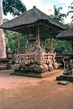 Shrine.Gunung Kawi Temple. Bali, 11th century
