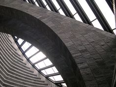 This is a church roof.  The bricks show detailed texture, and line.  I find the colour chosen appealing for a church, seeing as there is always a grey or brown look in all of them.  It's a solid colour.