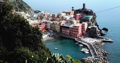 Vernazza the most beautiful view...sole, mare, agrumi...