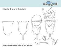 Ice cream draw