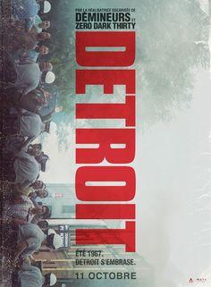 Cinq ans après Zero Dark Thirty et neuf ans après l'oscar pour Démineurs Kathryn Bigelow revient sur un sujet sensible, les relations raciales aux USA avec un film autour des émeutes qui ont …Nouvelle bande-annonce (VO) pour DETROIT de Kathryn Bigelow (Actus) par Patrice Steibel