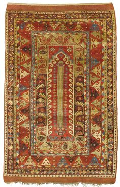 Turkish Melas rug