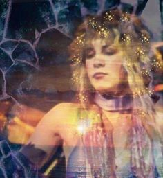 a stunning Stevie ~ ღ☆❤☆ღ ~ photo edit, inspired by the magic that surrounds her