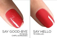 """Wanted to have nice looking nails for work, but couldn't really wear polish because it always chipped after 2 days.  Hate putting on """"fake nails"""" because it ruins my real nails.  Gel Polish has solved the problem!  Usually lasts almost three weeks!  Awesome!"""