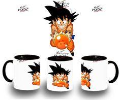 TAZA-DRAGON-BALL-GOKU-NINO-BOLA-4-ESTRELLAS-SUU-SHINCHUU-mug-tasse-bola-dragon