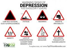 10 Warning Signs of Depression You Shouldn't Ignore http://tracking.feedpress.it/link/6848/2562293