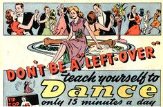 life lessons from vintage ads!