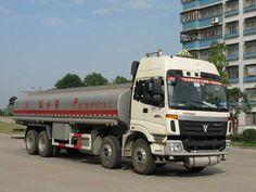 ROWOR tanker truck