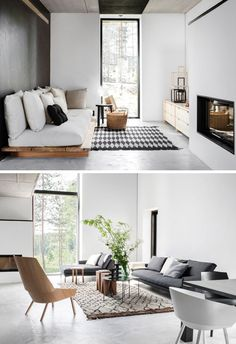 A FINNISH HOME WITH AN INDUSTRIAL TOUCH | the style files