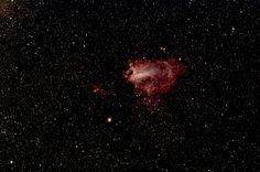 M17 Telescope: William Optics Zenithstar 110mm, hotech field flattener Camera: QHY8L Guide Camera: QHY5L-ii Mount: CGEM 10x5min subs