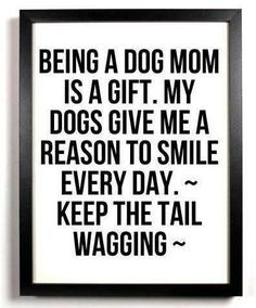 Quotes about dog mom with images best quotes about dogs & famous dog quotes I Love Dogs, Puppy Love, Cute Dogs, Funny Dogs, Animal Quotes, Dog Quotes, Dog Sayings, Lovers Quotes, Baby Quotes