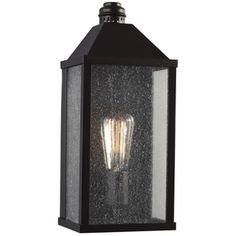 Feiss MOL18000ORB Lumiere Entrance Outdoor Wall Light - Oil Rubbed Bronze