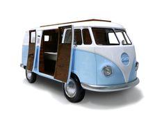 Bun Van bed by Circu