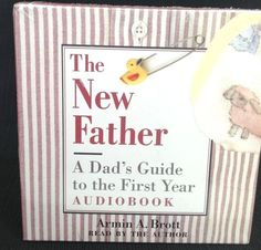 New Father A Dads Guide to First Year Armin A. Brott 2008 CD Audiobook Sealed | Books, Nonfiction | eBay!