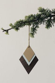 décoration de noel ferm living, christmas decoration ferm living