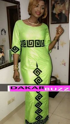 Nice mixed and much chitenge suit kanyget fashions+. Long African Dresses, African Fashion Dresses, African Attire, African Wear, African Women, Fashion Outfits, African Traditional Dresses, Traditional Outfits, African Dress Patterns