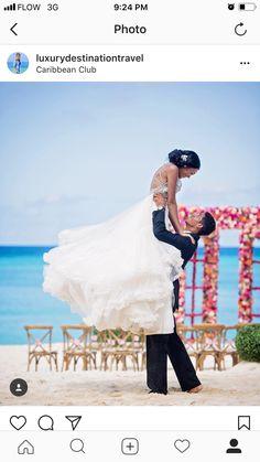 Destination wedding, Grand Cayman