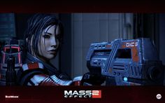 Mass Effect 2 All Movie Cutscenes[HD 1080p]