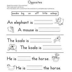 worksheet: Kindergarten Fill In The Blank Worksheets Small O ...