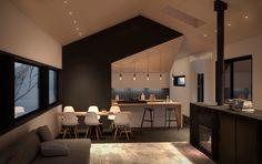 Bolton Residence ArchViz on Behance