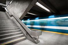 20 Epic Photos Of Subways That Show Their UnappreciatedBeauty - UltraLinx