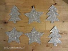 Petites décorations scintillantes (DIY)