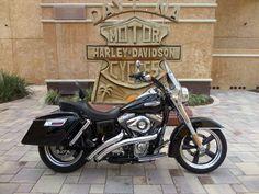 2012 Harley-Davidson® FLD - Dyna® Switchback™ Stock: P3569 | Bruce Rossmeyer's Harley-Davidson®