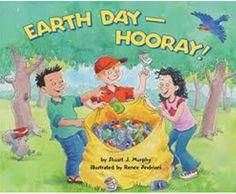 #GPEarthDay Lesson Plan: Earth Day Hooray via Barbara Gruener
