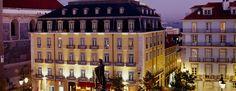 Bairro Alto Hotel, a luxury boutique hotel in Lisbon