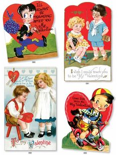 Vintage Valentines CD-ROM and Book Dover Publications Valentines Day Clipart, Valentines Design, Vintage Valentines, Valentine Images, Be My Valentine, Holiday Images, Valentine Ideas, Funny Valentine, Valentine Cards