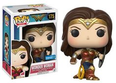 here's your rundown of all of Funko Wonder Woman store exclusives