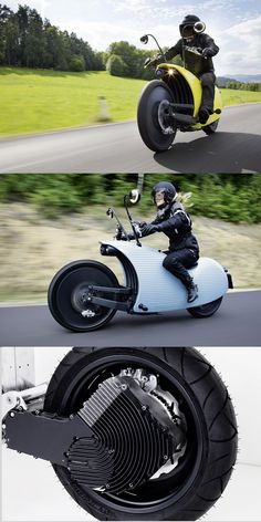 johammer J1 is the first electric motorcycle to reach 200km range
