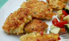 Savory Corn Fritters Recipe | Care2 Healthy Living