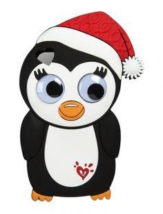 Holiday Penguin Tech Case