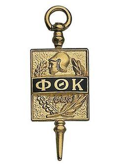 I am a member of Phi Theta Kappa honor society