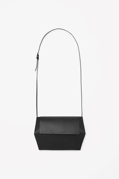 COS | Geometric leather bag