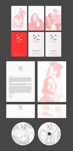 stationery / Proyecto Veintidós by Millaray Mandujano