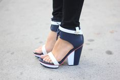 Um, I need to wear these, at least for a little while, this summer.
