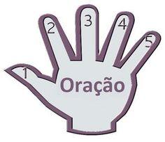 5a 5 dedos oração                                                                                                                                                      Mais