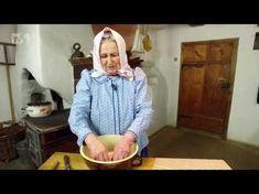 TVS: Špetka Valašska - Pagáče (2. díl) - YouTube Slovak Recipes, Tvs, Videos, Growing Up, Cooking Recipes, Youtube, Biscuits, Sweets, Food