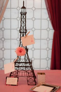 Eiffel Tower guest book @Emily Stanek  this is so for you!!!